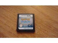 Pokemon Soul Silver DS