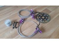 Hope Tech 3 Hydraulic Disk Brakes *High Spec*