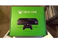 XBOX ONE 500GB CONSOLE WITH DIRT RALLY GAME (PLEASE READ AD BEFORE MESSAGING)
