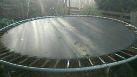 Free 12 foot trampoline