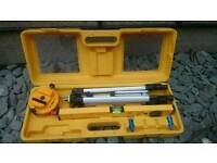 Silverline laser leveler