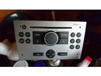 Vauxhall cd-30 mp3 stereo