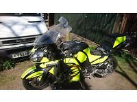 kawasaki gtr 1400 cc 2012