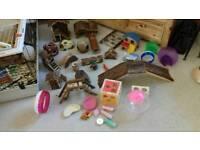 Small pet toy bundle