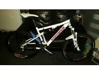 Commencal camp-s full suspension bike not orange Trek specialised Scott kona giant Yeti downhill