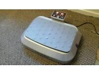 Vidration toner wobble plate top model not cross trainer running machine treadmill