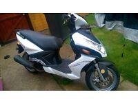 lifan Aero 125. 2011 £500