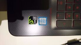HP OMEN 15-ax010na Gaming Laptop