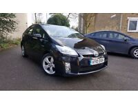 TOYOTA PRIUS T SPIRIT NICE CLEAN CAR ONE OWNER FULL HISTORY PCO ELIGIBLE CAMERA NAVIGATION HPI CLEAR