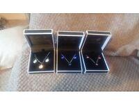 amor genuine swarovski crystals