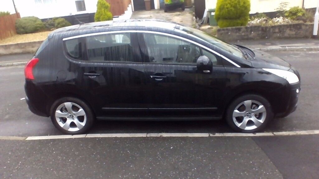 peugeot 3008 1.6 hdi manual sport only 45000 miles