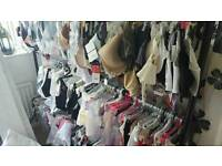Lingerie stock for sale ~ opportunity for your own business
