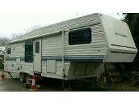 Wanted place for Dutchman caravan