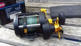 Brand new Penn Fathom 25lw fishing reel