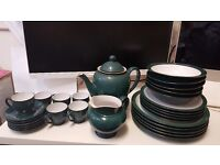 Denby Greenwich 18 piece set.