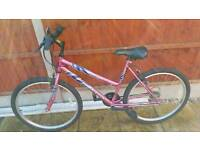 Clearance reduced Great womens 26inch mountain bike in good condition all fully working