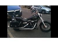 Harley Davidson 2011 street bob
