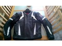 rst blade motorcycle jacket , brand new and never worn on a bike