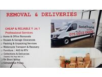 24/7 WEST MIDLANDS TO LONDON MAN&VAN HOUSE OFFICE REMOVAL DELIVERY SHROPSHIRE SHREWSBURY TELFORD