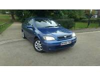 2005/54 VAUXHALL ASTRA 1.4 LOW GENUINE MILEAGE 78K FULL SERVICE HISTORY