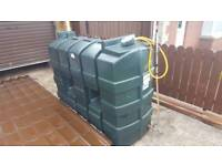 Oil tank over 1100-1300litres