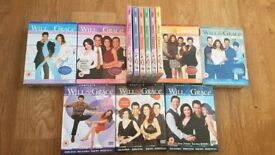 Will and grace series 1-8