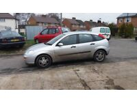 FORD FOCUS WITH MOT