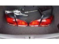 VW GOLF MK6 GENUINE REAR TAIL LIGHT BACKLIGHT
