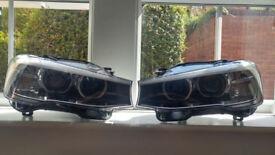 Genuine BMW HEADLIGHT F25 X3, F26 X4 BI-Xenon Headlight