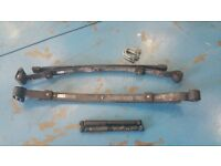 Mercedes Sprinter 2017 3 Series (3.5t) Rear Leaf Springs, Shock Absorbers & U Bolts