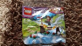 Brand New Lego Friends Adventure Camp Bridge 30398 - Great Christmas Gift Idea