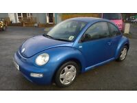 vw beetle for parts only