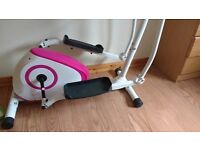 Davina McCall magnetic cross trainer for quick sale