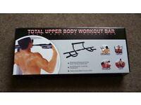 upper body door gym elite version brand new unwanted gift