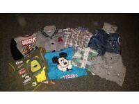 Bundle boys clothes age 3