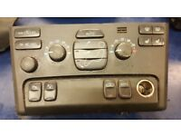 2004 VOLVO XC90 2.4 D5 AC AIR CON CONTROL PANEL HEATED SEAT HEATER COOLER SWITCH