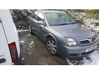 For sale vauxhall vectra 1795 2004