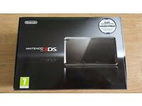 NINTENDO 3DS BOXED