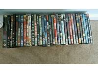 Dvds 34 of them