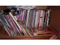 Comics over 100 comics + Graphic novels
