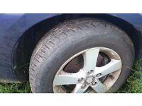 "For sale Mazda 16"" Alloy Wheels"
