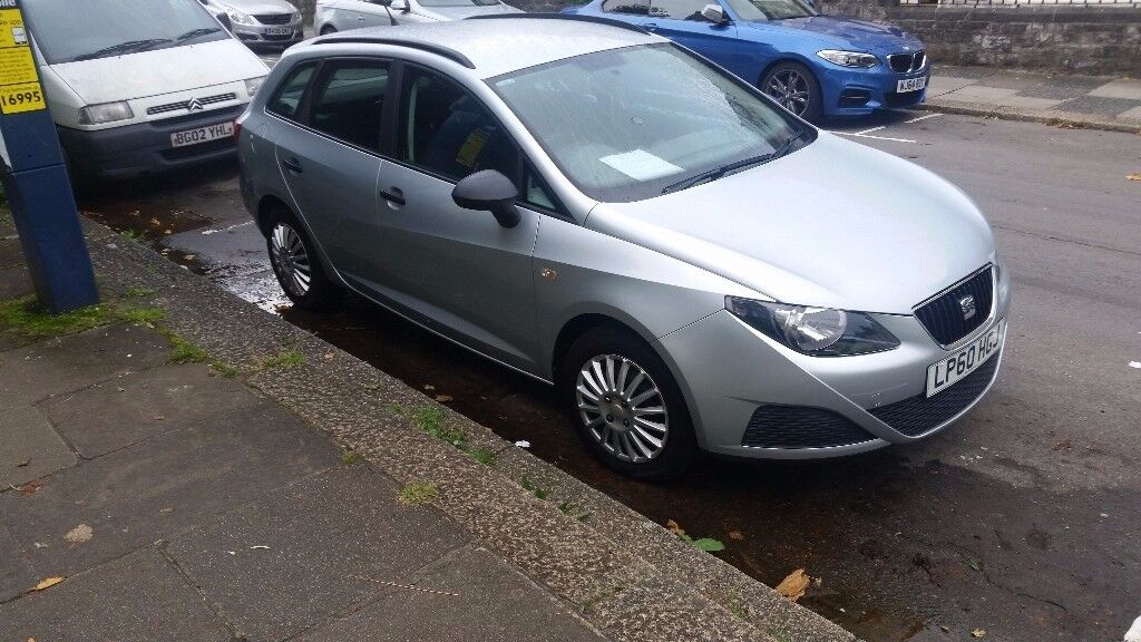 Seat Ibiza 1.2 TDI S 5dr, Estate, 2011, Full Service History, only 41000 miles, like new. Manual, Di