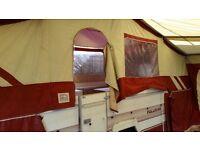 6 berth trailer tent Pennine Pullman