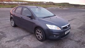 2011 Ford Focus 1.6 TDCI Sport in Grey