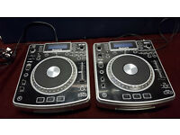Pair of Numark NDX800's good working order, discounted price for quick sale
