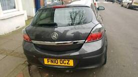Vauxhall Astra 3dr 2010 1.6ltr