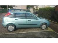 1.8 zetec s ford focus MOTD jan £400 or swap for something cheap to insure!