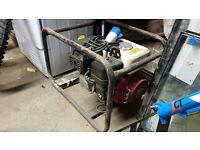 Honda gx200 6.5 generator for sale