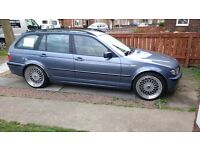 BMW 318i touring se manual 2.0l petrol