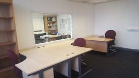 ** OFFICES TO LET ** FREE CAR PARKING ON SITE**